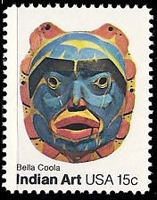 Bella Coola nuxalk art