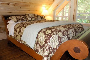 Grizzly cabin bed