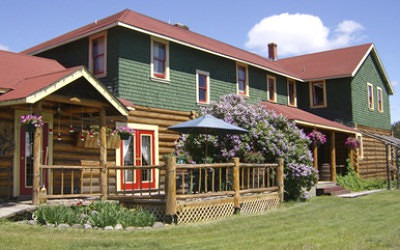 Historic Chilcotin Lodge