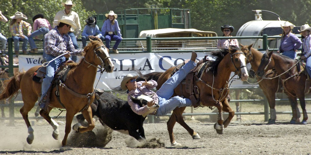 rodeo central coast, BC