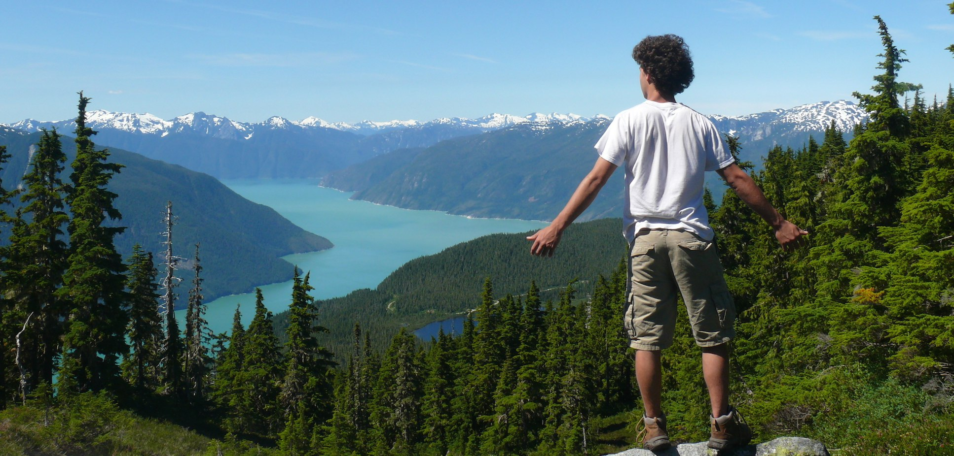 Bella Coola View