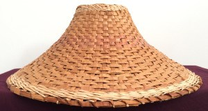cedar hat, nuxalk, native art