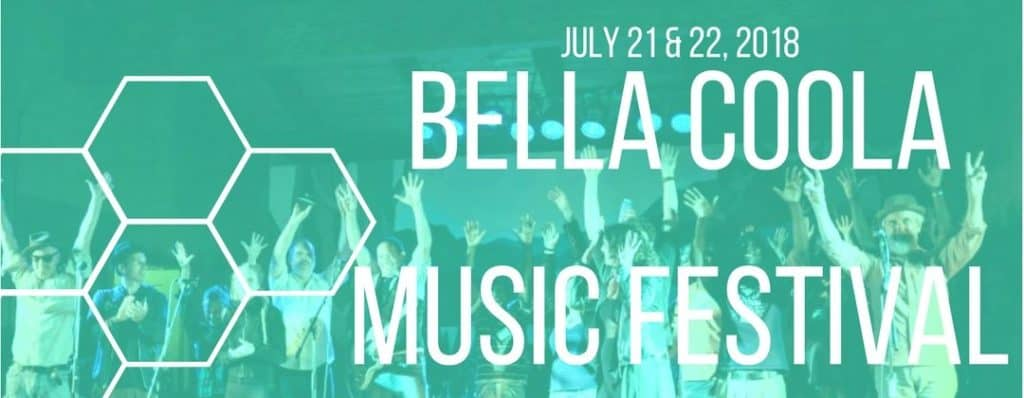 bella coola music festival