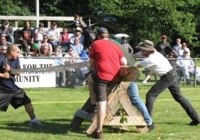 lumberjack games competitions